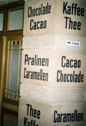 Reklame-Café Burg