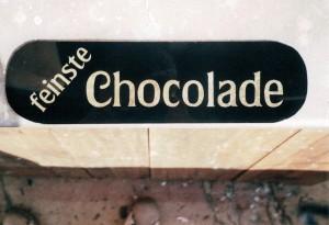 Feinste Chocolade