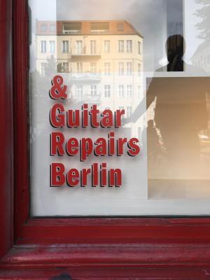 Guitar Repairs